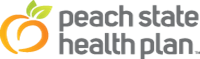 peach state health plan™ logo
