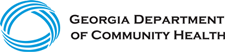 Georgia Department of Community Health logo